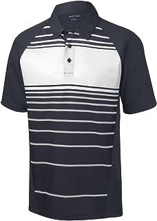 Sport-Tek Men's Dry Zone Sublimated Stripe Polo