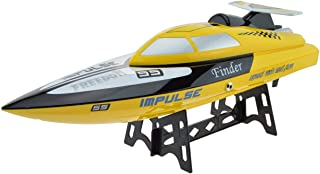 Rechargeable  Boat 3-CH R/C Speedboat w/ Radio Remote Controller 25 KM/H