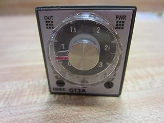 IDEC GT3A-1AF20 Timer 8-PIN Plug-in SPDT 3A 100-240VAC