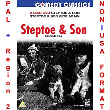 Steptoe and Son / Steptoe and Son Ride Again [Region 2]
