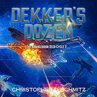 Dekker's Dozen: Weeds of Eden                   By:                                                                                                                                 Christopher D. Schmitz                               Narrated by:                                                                                                                                 Christopher D. Schmitz                      Length: 2 hrs and 9 mins     Not rated yet     Overall 0.0