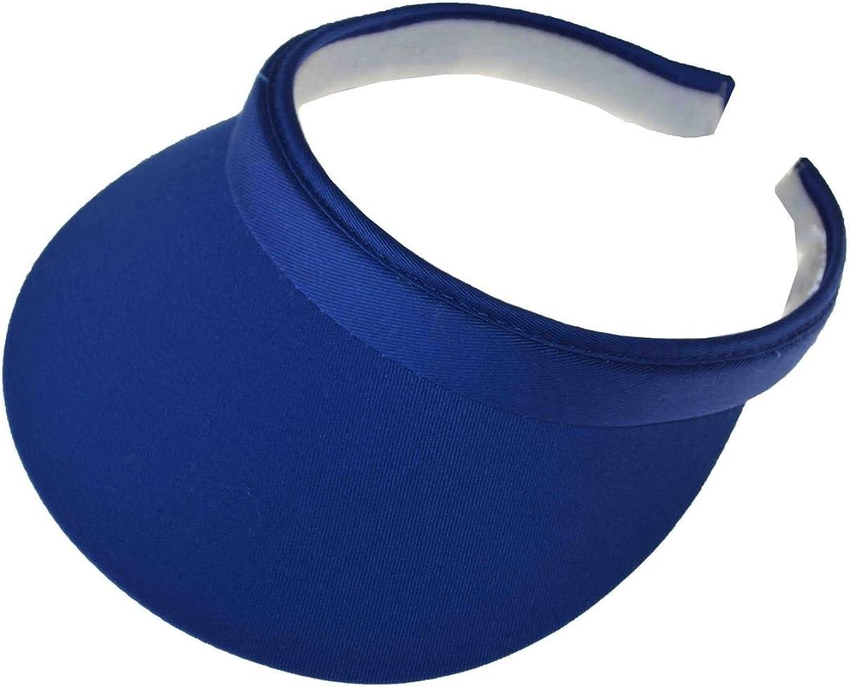 Nayt Women's Nylon Twill Clip-on Visor