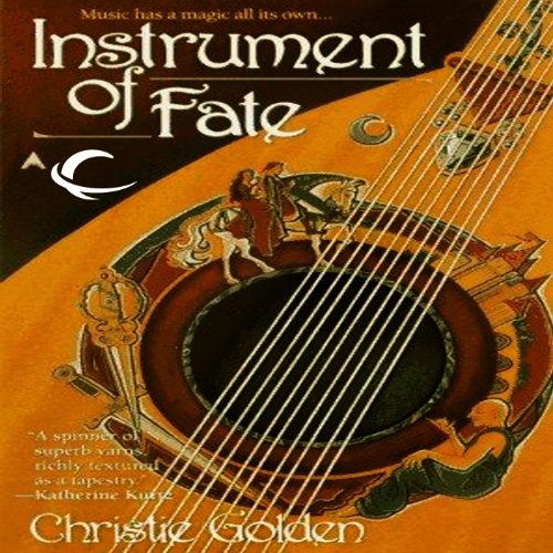 Instrument of Fate audiobook cover art