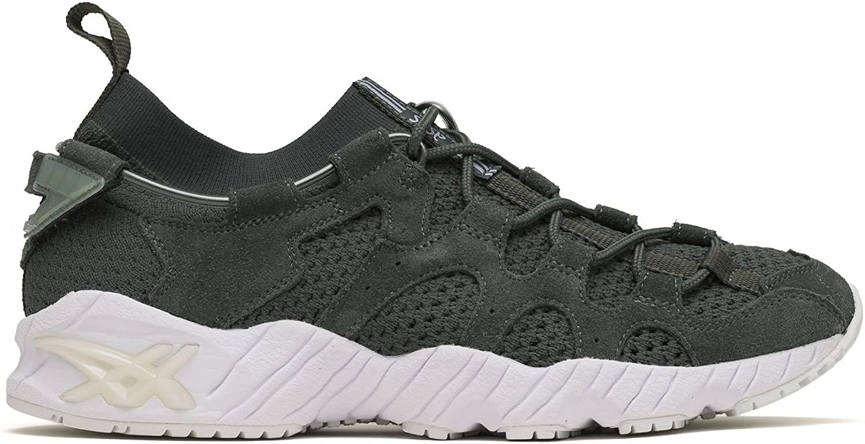 ASICS shoes men Gel MAI Knit H8A1N (46-8282 Dark Forest-Dark Forest)