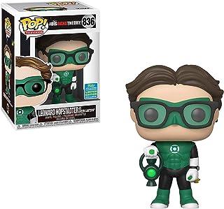 Summer Convention The Big Bang Theory Leonard Hofstadter as Green Lantern Limited Edition Vinyl Figure