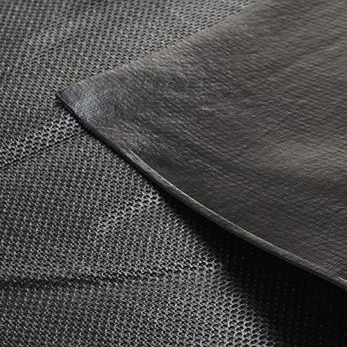 Preisvergleich Produktbild Kofferraummatte universal / zuschneidbar,  abwaschbar,  wasserdicht / Antirutschmatte Auto / Kofferraumraumschutz mit feiner Oberflächenstruktur für perfekten Halt / 3 Größen (180 x 104 cm)