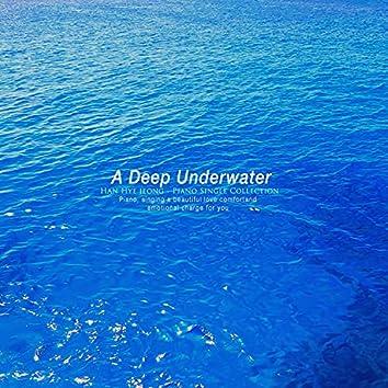 Deep into the sea