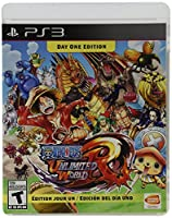 One Piece Unlimited World Red: Day 1 Edition - PlayStation 3 [並行輸入品]