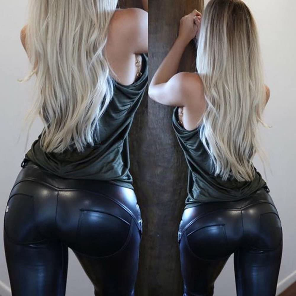 Pants sex leather Leather