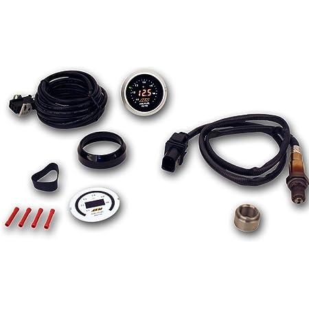 Gauges AEM 52mm Wideband UEGO Air Fuel Ratio Sensor Controller ...
