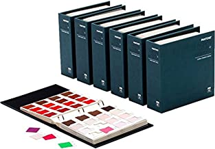 Pantone FHIC100 Cotton Swatch Library Echantillons de couleur