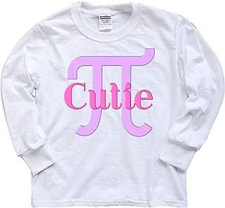 Cutie Pi Youth Long Sleeve T-Shirt