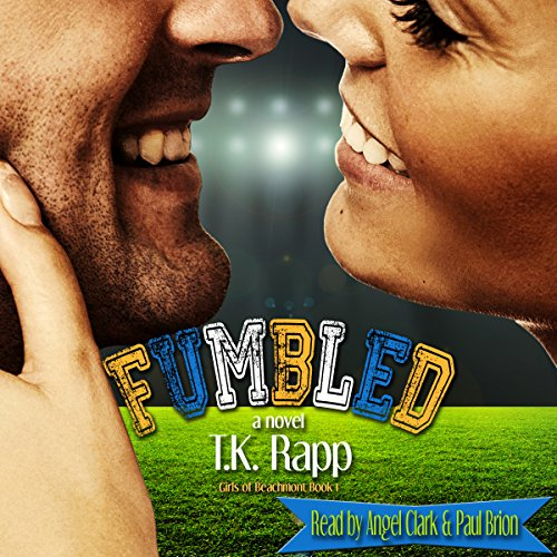 Fumbled audiobook cover art