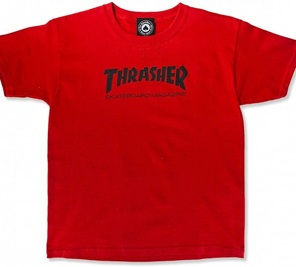 THRASHER Skate mag Camiseta Unisex niños