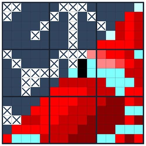 Nonogram - Color Picture Cross