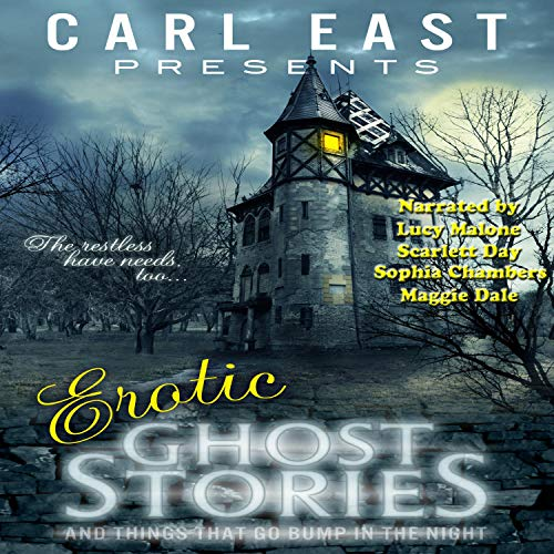 Erotic Ghost Stories and Things That Go Bump in the Night cover art