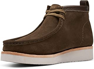 Clarks Wallabee Hike Mens Moccasin Boots