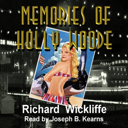 Memories of Holly Woode audiobook cover art