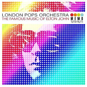 The Famous Music of Elton John
