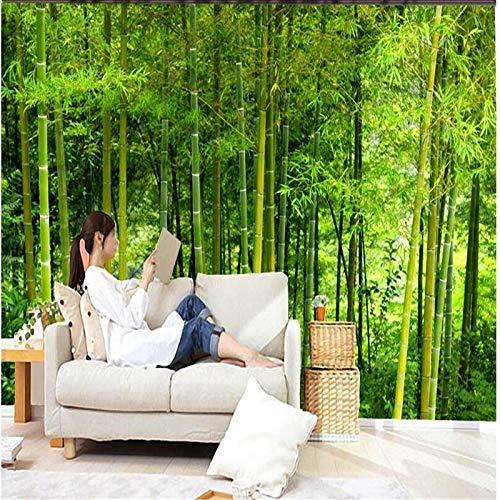 Beibehang 3D Raum Tapete benutzerdefinierte Wandbild Vlies Wandaufkleber Bild 3 d Frische der Bambusmalerei Foto Tapete