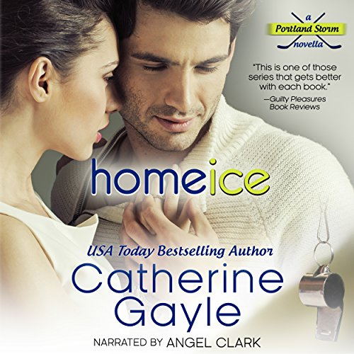Home Ice audiobook cover art