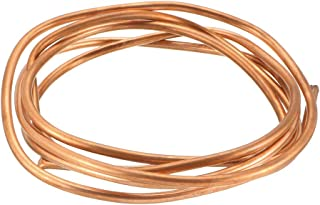 uxcell Refrigeration Tubing, 13/64 inches OD x 5/32 inches ID x 6.5 Ft Soft Coil Copper Tubing