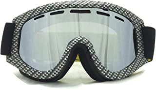 TPU PC Cylindrical Ski Goggles Large Field Of View Anti Fog And Sand Proof Snow Blind Winter