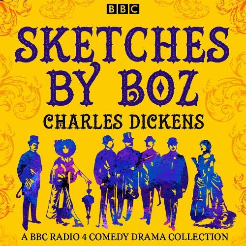 Sketches by Boz cover art
