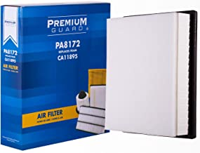 PG Air filter PA8172   Fits 2014-19 Toyota Sequoia, 2016-19 Tacoma, 2014-19 Tundra