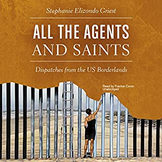 All the Agents and Saints audiobook cover art
