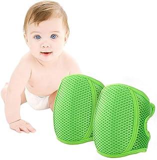 dorisdoll 7 Paar Baby Kniesch/ützer Anti-Rutsch Krabbeln Sicherheit Knieschoner verstellbar elastisch dehnbar Beinw/ärmer Knieschoner f/ür S/äuglinge Babys Kleinkinder Kinder