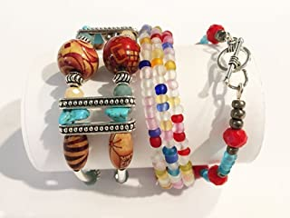 cherokee indian beaded bracelets