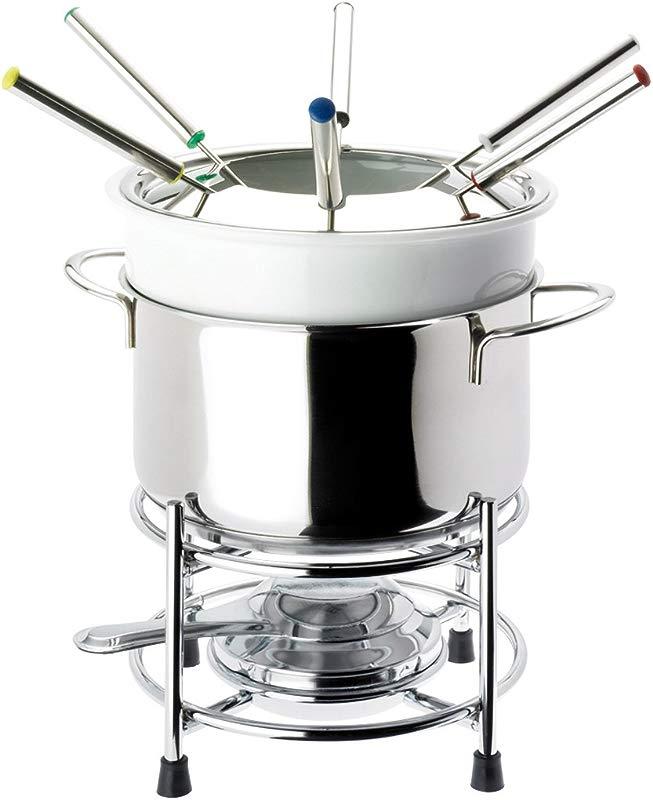 Beka Cookware Roma Fondue Set Service For 6