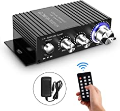 Best mini amp with remote Reviews