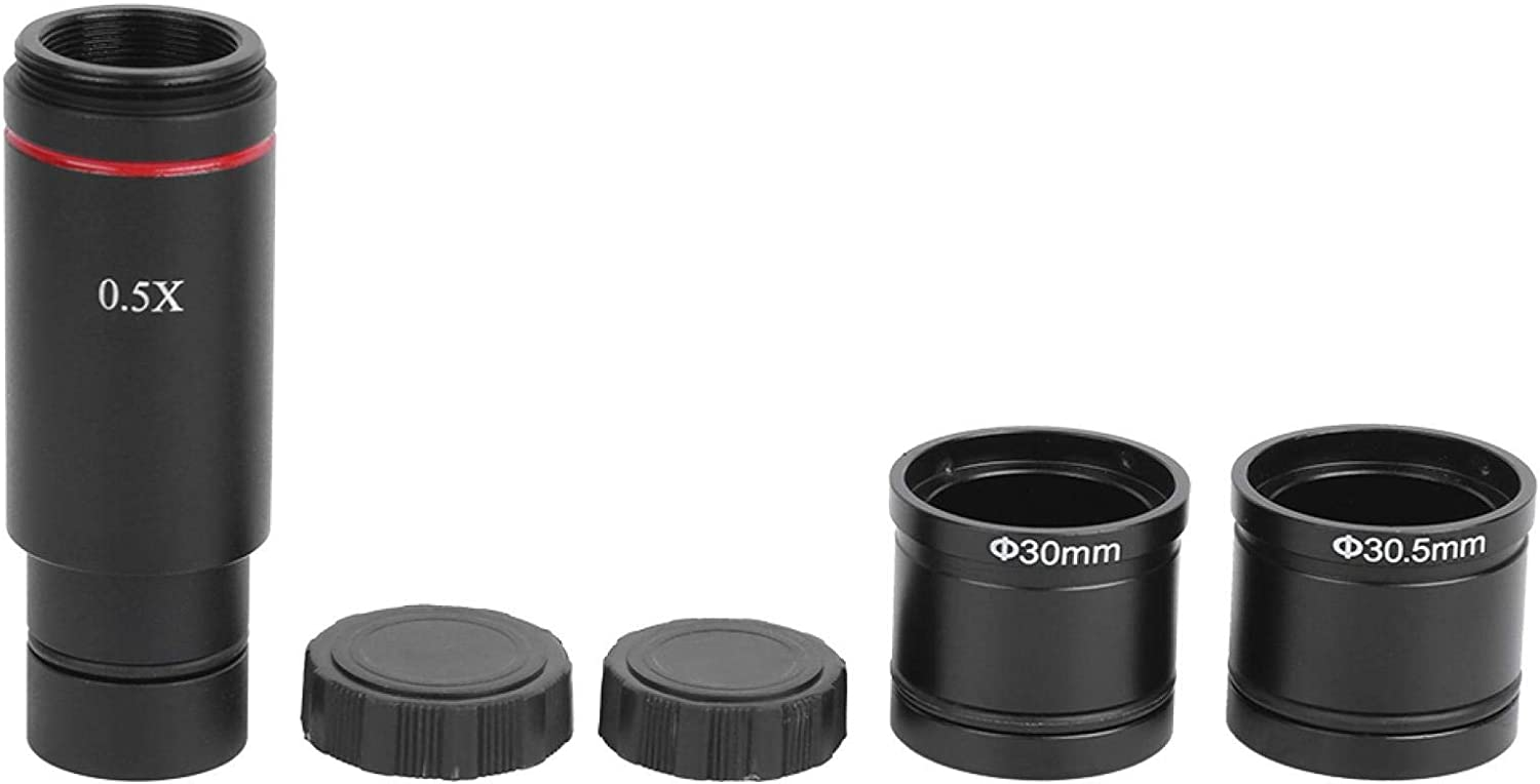 Gorgeous 0.5X CMount Adapter All stores are sold Mount Camera Microscope Stereo For