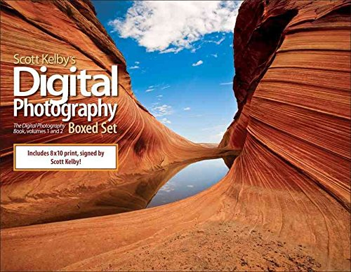 [(Scott Kelby's Digital Photography Boxed Set: Includes 'The...