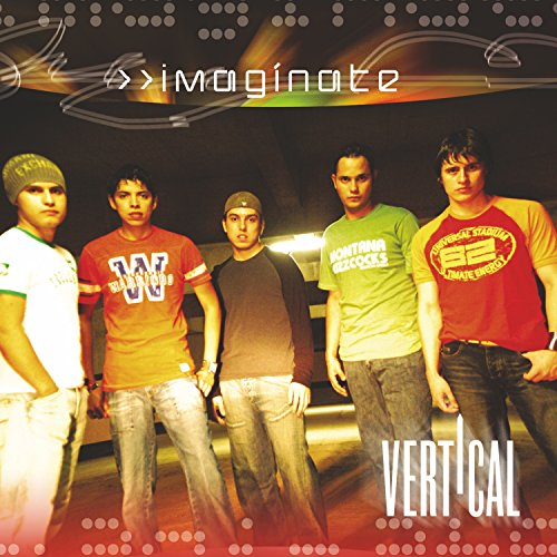 Imaginate Album Cover