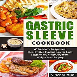 Gastric Sleeve Cookbook cover art
