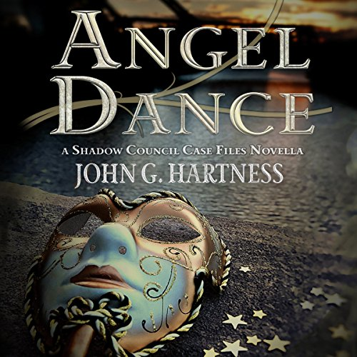 Angel Dance: A Shadow Council Case Files Novella audiobook cover art