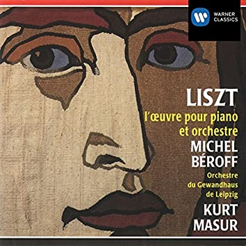 Liszt: Works for Piano & Orchestra