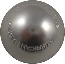 American Racing 1242100007 Custom Wheel Center Cap Silver (1 CAP)