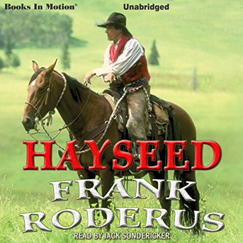 Couverture de Hayseed