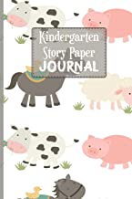 Kindergarten Story Paper Journal: Kids Drawing and Creative Writing Blank Line Notebook for School Children in The Classroom or at Home - ... Diary (Kids Handwriting and Drawing Notebook)