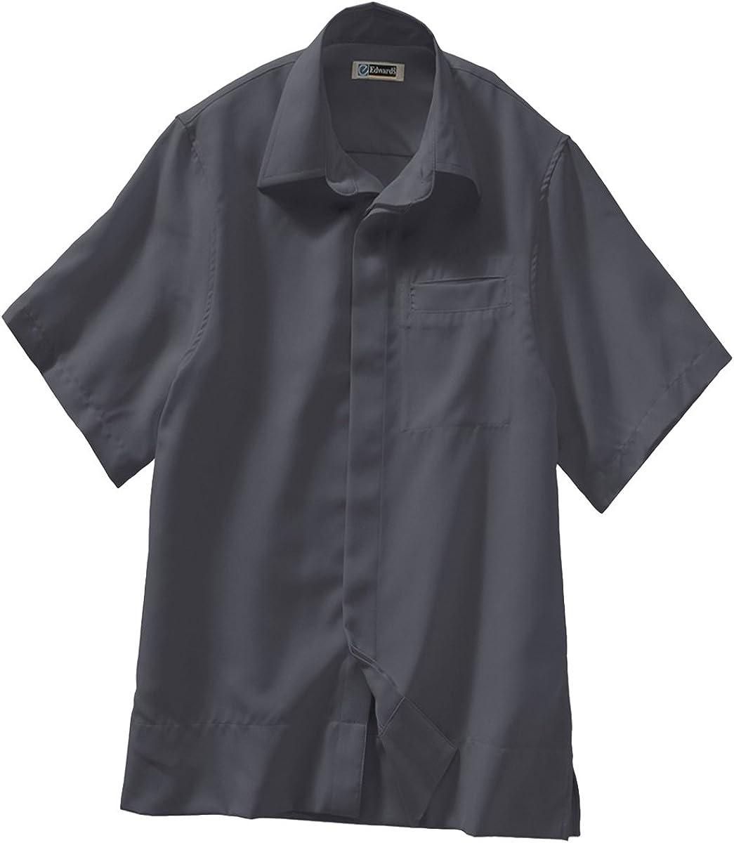 Edwards Batiste Camp Shirt