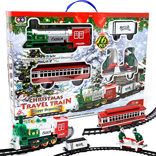 Christmas Toy Train Set for Kids Christmas train set...