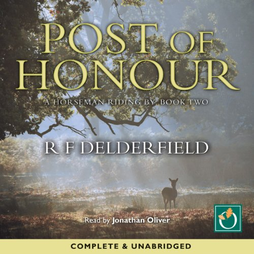 Post of Honour audiobook cover art