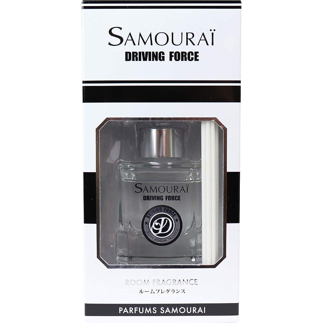 行商人疎外それに応じてサムライ ドライビングフォース ルームフレグランス スティックタイプ 60mL×5個セット