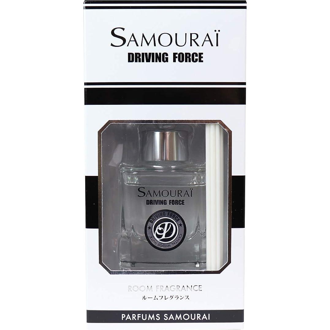 理容室紳士適応サムライ ドライビングフォース ルームフレグランス スティックタイプ 60mL(単品1個)