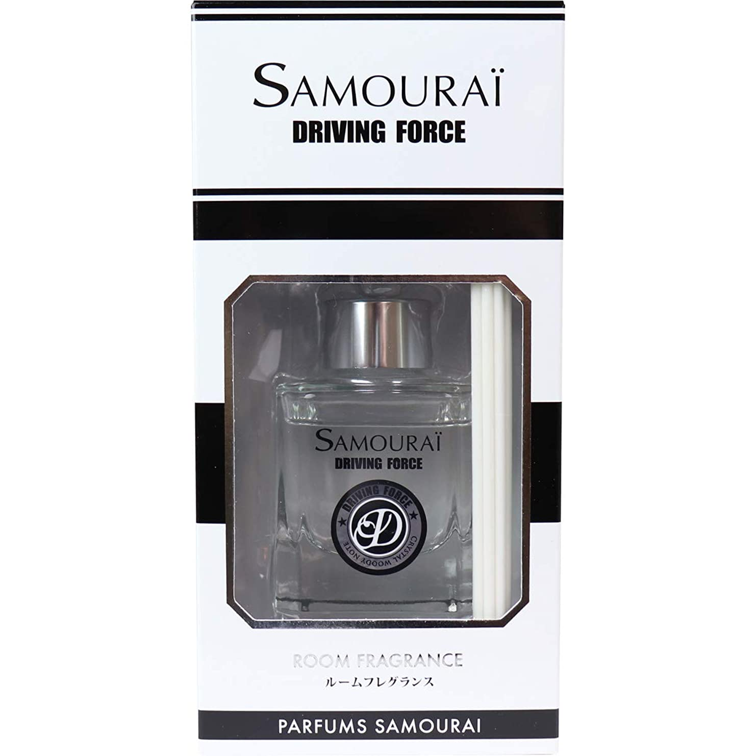 書く手足熟練したサムライ ドライビングフォース ルームフレグランス スティックタイプ 60mL×2個セット