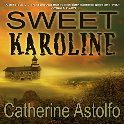 Sweet Karoline audiobook cover art